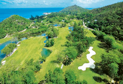 The Lémuria Golf Course