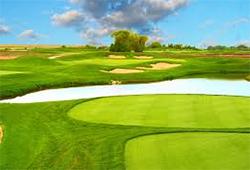 Sand Creek Station Golf Course