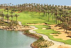 Katameya Dunes - The Lakes Course