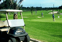 Royale Jakarta Golf Club - West & South course