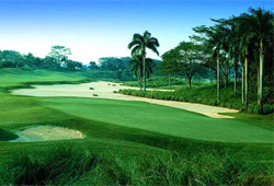 Damai Indah - Bumi Serpong Damai course (Indonesia)