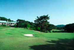 Naruo Golf Club course