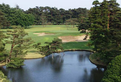 Kasumigaseki Country Club - East Course