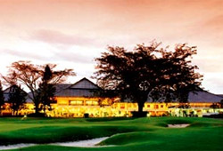 Cinta Sayang Golf Course