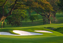 Manila Golf Club course