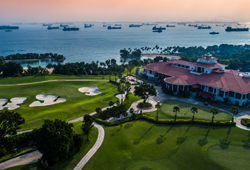 Sentosa Golf Club - Serapong Course (Singapore)