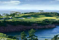 Pine Beach Golf Links - Pine & Beach course (South Korea)