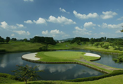 Woo Jeong Hills Golf Course