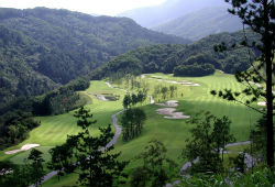 Gapyeong Benest Golf Club - Maple & Pine course