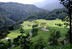 Gapyeong Benest Golf Club - Maple & Pine course