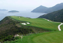 The Jockey Club Kau Sai Chau Public Golf Course - East Course