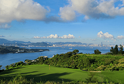 Discovery Bay Golf Club - Diamond & Ruby course