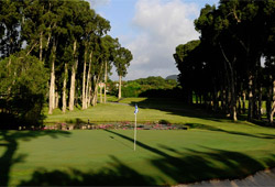 Hong Kong Golf Club - Eden Course