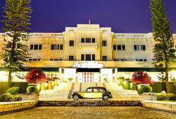 Dalat Palace Luxury Hotel & Golf Club (Vietnam)