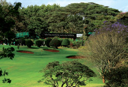 Muthaiga Golf Club course