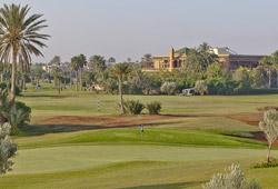Palm Golf Club Marrakech - Jbilettes & Atlas course