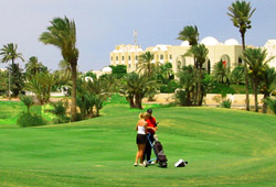 Djerba Golf Club - La Mer and Les Palmiers course