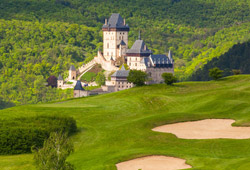 Karlstejn Golf Course (Czech Republic)