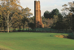 Woodhall Spa - Hotchkin Course