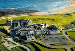 Trump International Golf Links & Hotel Doonbeg (Ireland)