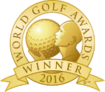 World Golf Awards 2016 Winner