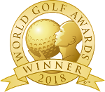 World Golf Awards 2018 Winner