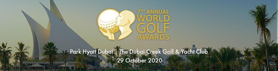 World Golf Awards 2020